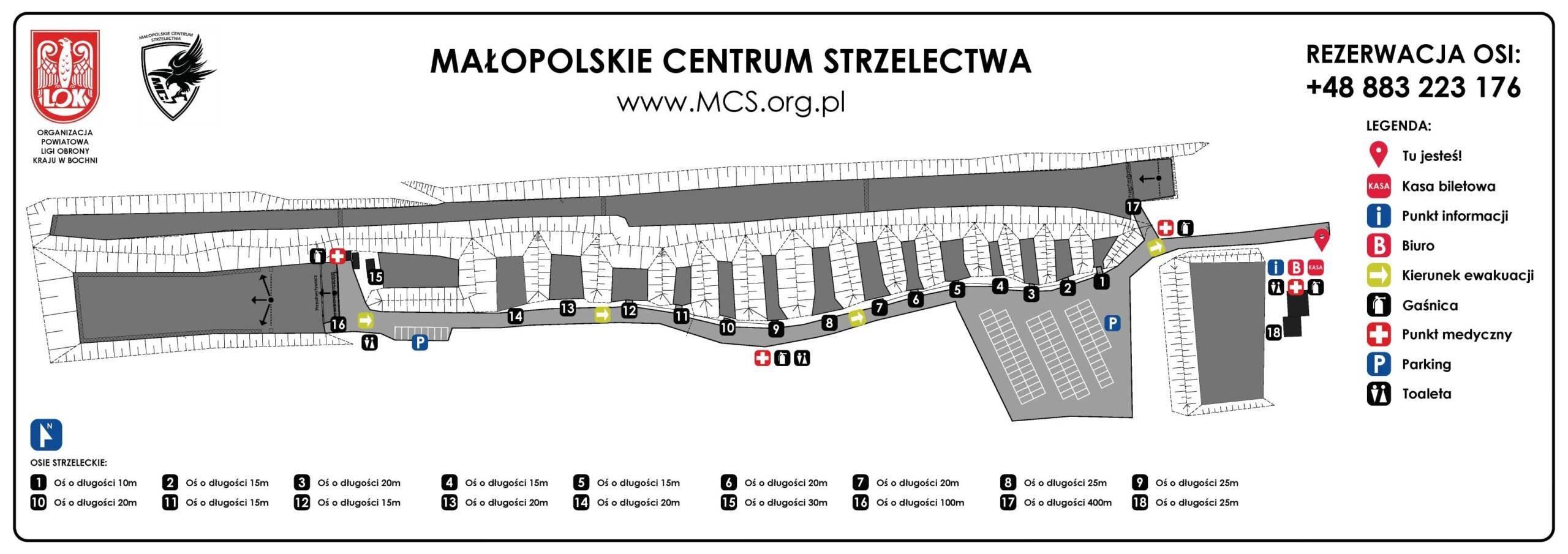 MCS Plan Strzelnicy