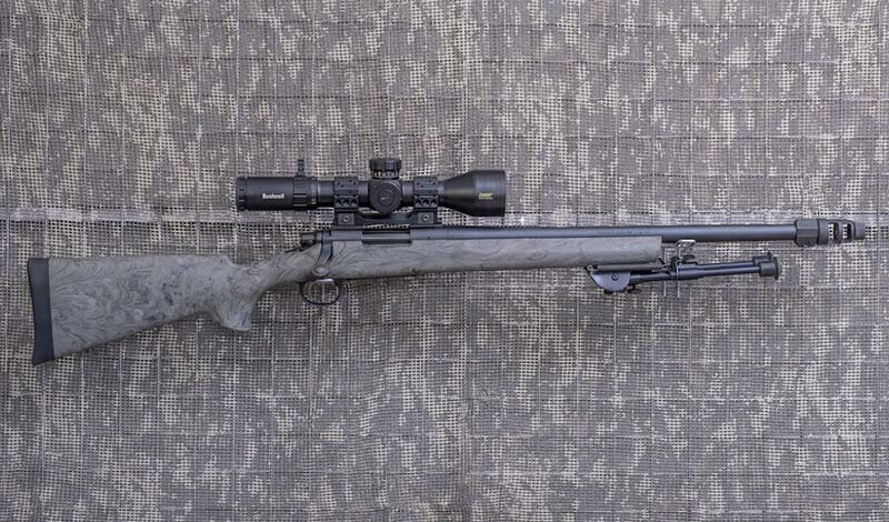 .308 Win-Karabin wyborowy Remington 700
