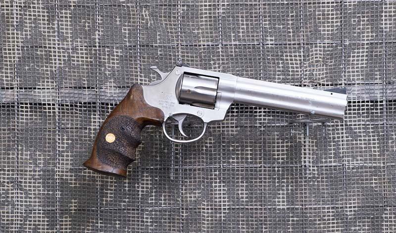 .357 Magnum-Rewolwer Alfa