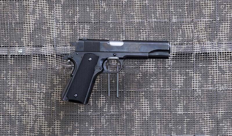 .45 ACP-Pistolet Colt 1911