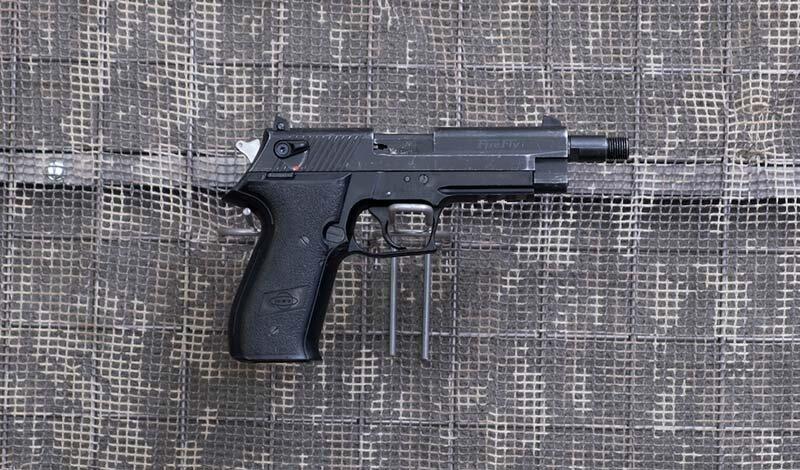 5,6 mm. (.22LR)-Pistolet bocznego zapłonu GSG