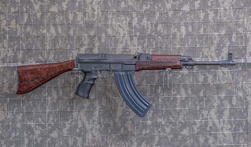 7,62 mm.-KBK CZ SA vz. 58
