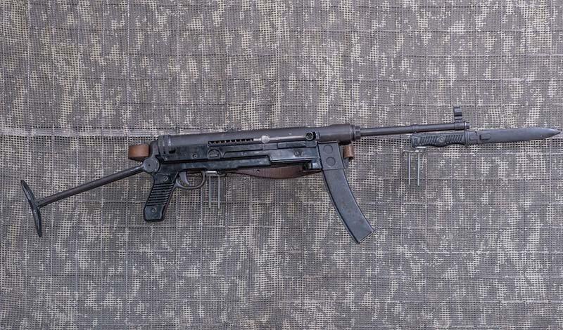 7,62 mm.-Pistolet maszynowy Zastawa M56