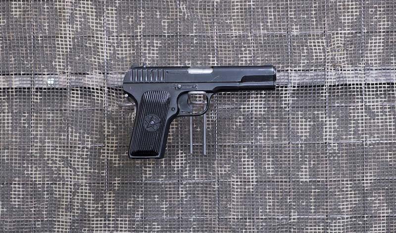 7,62 mm.-Pistolet-TT wz. 33