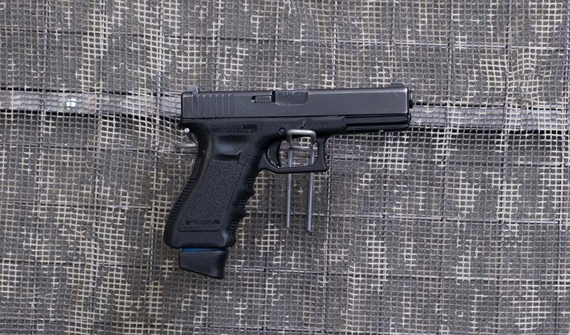 9 mm.-Pistolet Glock 17