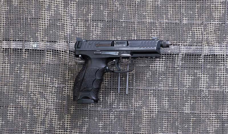9 mm.-Pistolet H&K SFP 9