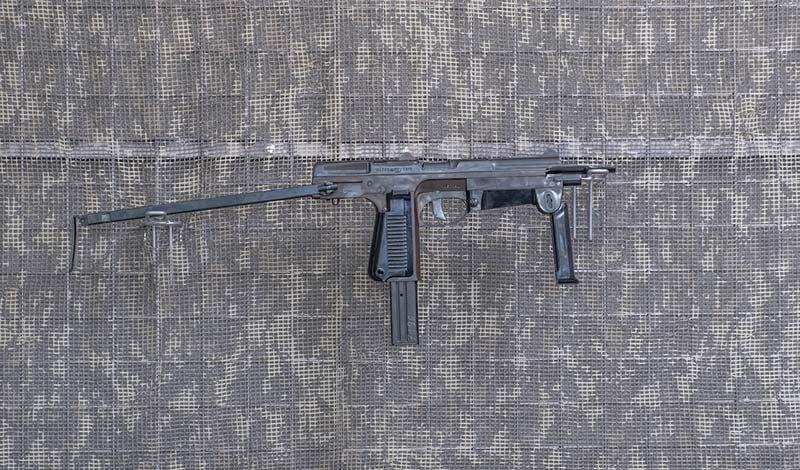 9 mm.-Pistolet maszynowy RAK (pm wz. 63)